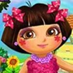 Dora Real Makeover