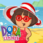Dora Beach Dress up