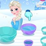 Elsa's Frozen Dessert Trifle