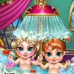 Frozen Kids Bath